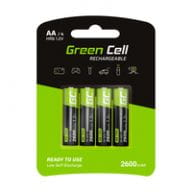 Green Cell Batterien / Akkus GR01 1