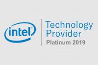 Platin-Partner im Rahmen des Intel® Technology-Provider-Programms
