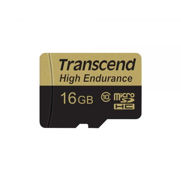 Transcend Speicherkarten/USB-Sticks TS16GUSDHC10V 3
