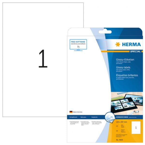 HERMA Papier, Folien, Etiketten 4909 3