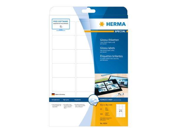 HERMA Papier, Folien, Etiketten 4904 1