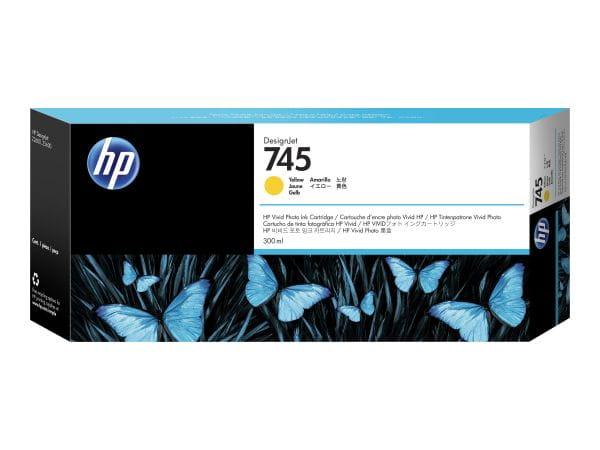 HP  Tintenpatronen F9K02A 1
