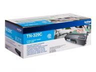 Brother Toner TN329C 3