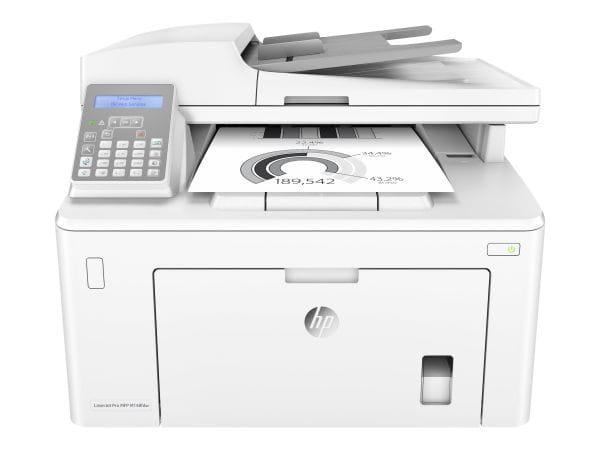 HP  Multifunktionsdrucker 4PA42A#B19 3