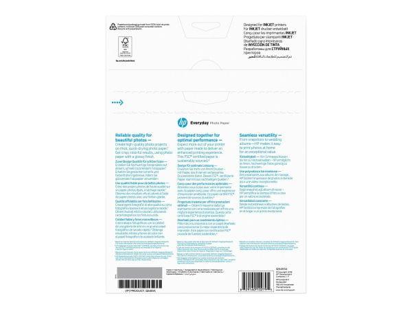 HP  Papier, Folien, Etiketten Q5451A 3