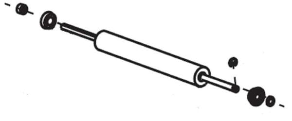Zebra Zubehör Drucker G40038M 1