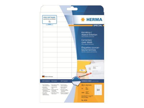 HERMA Papier, Folien, Etiketten 4226 1