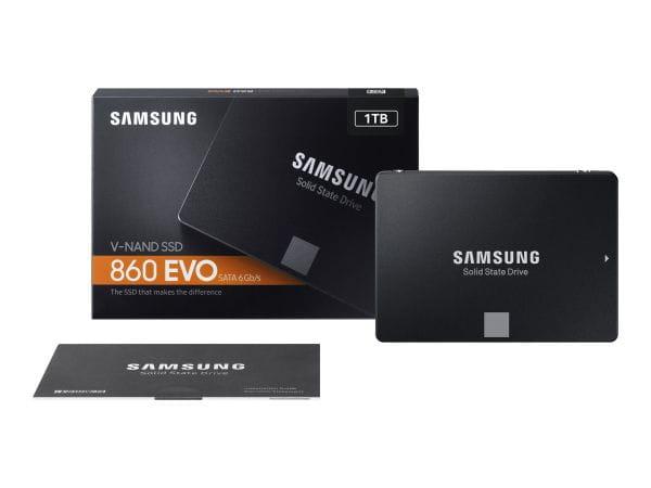 Samsung Festplatten MZ-76E1T0B/EU 5