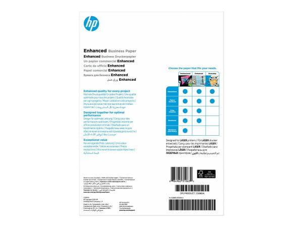 HP  Papier, Folien, Etiketten CG965A 2