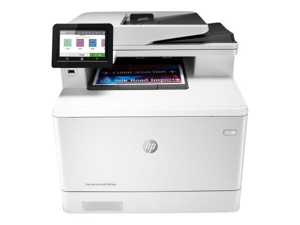 HP  Multifunktionsdrucker W1A78A#B19 2