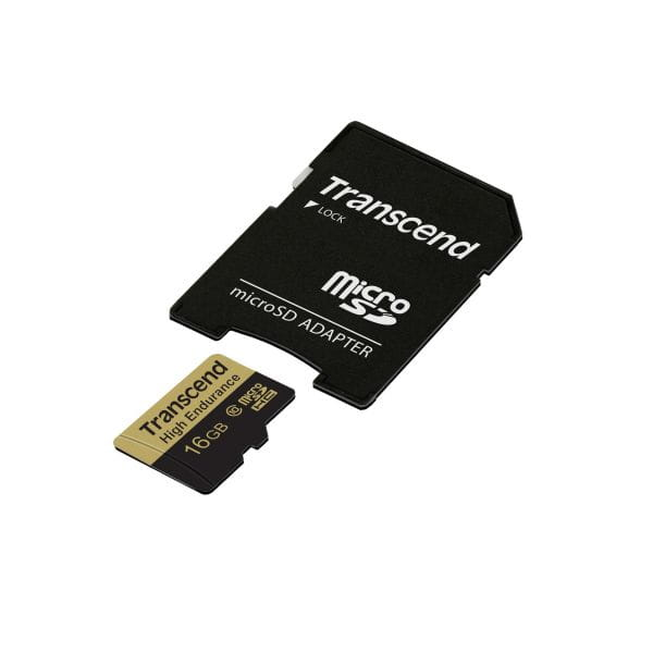 Transcend Speicherkarten/USB-Sticks TS16GUSDHC10V 2