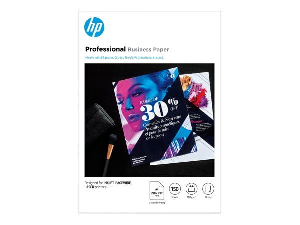 HP  Papier, Folien, Etiketten 3VK91A 2