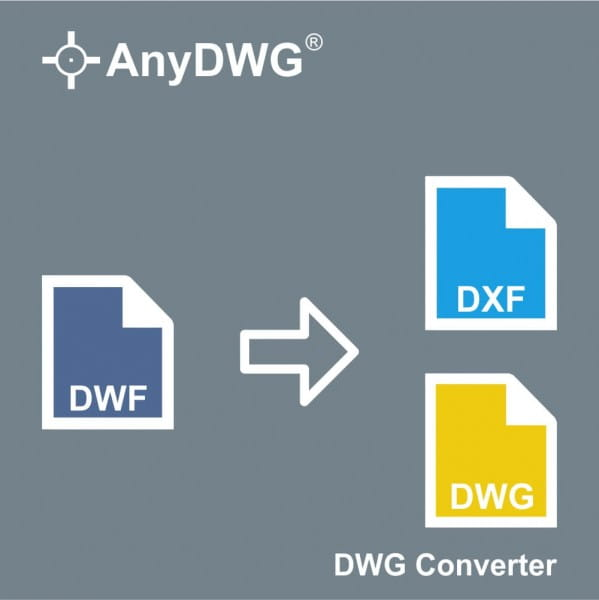 DWF to DWG Converter [1 User] ESD