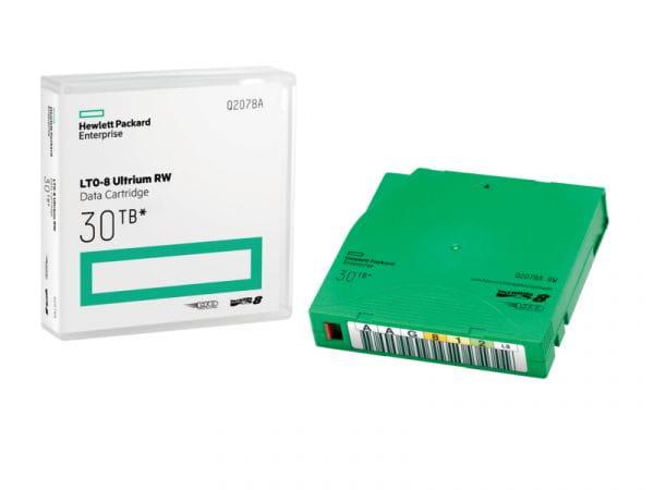 HP  Magnetische Speichermedien  Q2078AH 1