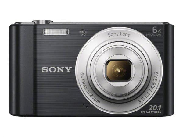 Sony Digitalkameras DSCW810B.CE3 2