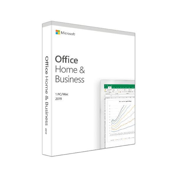 Office Home & Business 2019 - Box-Pack - Englisch