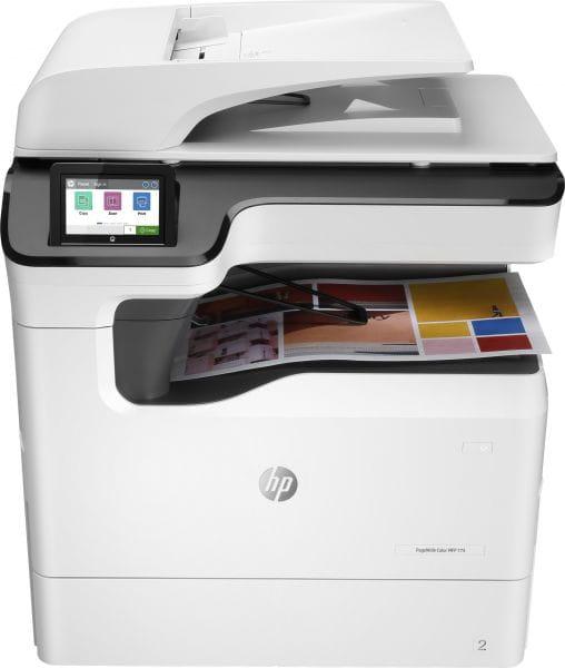 HP  Multifunktionsdrucker 4PZ43A#B19 1