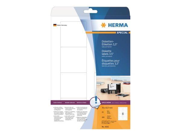 HERMA Papier, Folien, Etiketten 4355 1