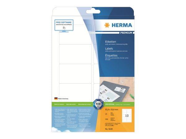 HERMA Papier, Folien, Etiketten 5028 1