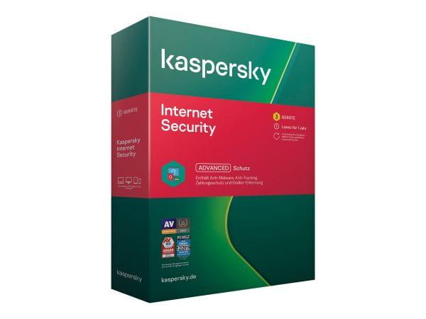 Kaspersky Anwendungssoftware KL1939G5CFS-20 1