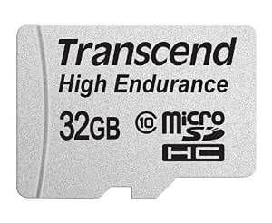 Transcend Speicherkarten/USB-Sticks TS32GUSDHC10V 5