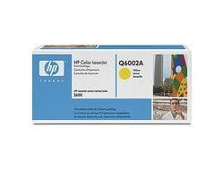 HP  Toner Q6002A 2