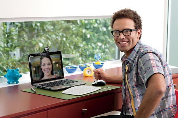 Microsoft Netzwerkkameras T3H-00012 2