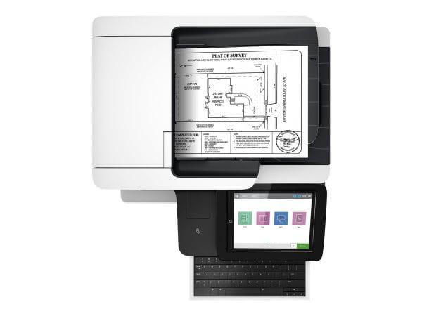 HP  Multifunktionsdrucker 1PV67A#B19 5