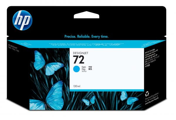 HP  Tintenpatronen C9371A 1