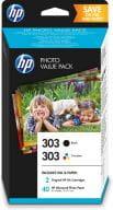 HP  Papier, Folien, Etiketten Z4B62EE#301 1