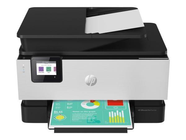 HP  Multifunktionsdrucker 1KR55B#BHC 4