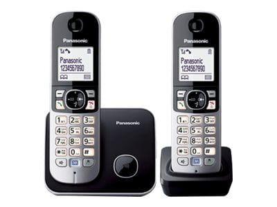 Panasonic Telefone KX-TG6812GB 2