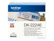 Brother Papier, Folien, Etiketten DK22246 6