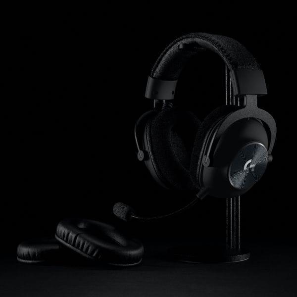 Logitech Headsets, Kopfhörer, Lautsprecher. Mikros 981-000907 5