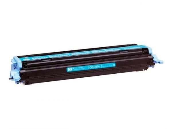 HP  Toner Q6001A 2
