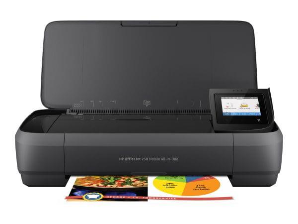 HP  Multifunktionsdrucker CZ992A#BHC 5