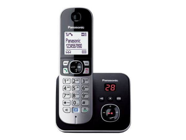 Panasonic Telefone KX-TG6821GB 4