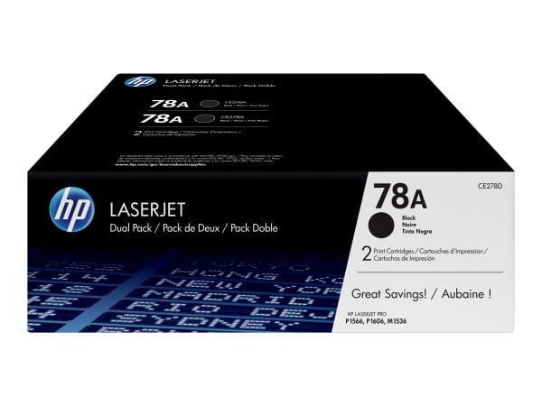 HP  Toner CE278AD 1