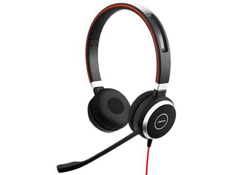 Jabra Headsets, Kopfhörer, Lautsprecher. Mikros 6399-823-109 1
