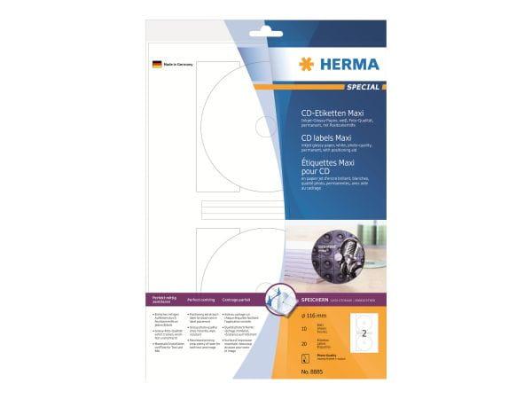 HERMA Papier, Folien, Etiketten 8885 1