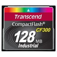 Transcend Speicherkarten/USB-Sticks TS128MCF300 1