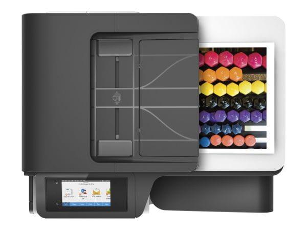 HP  Multifunktionsdrucker J9V80B#A80 5