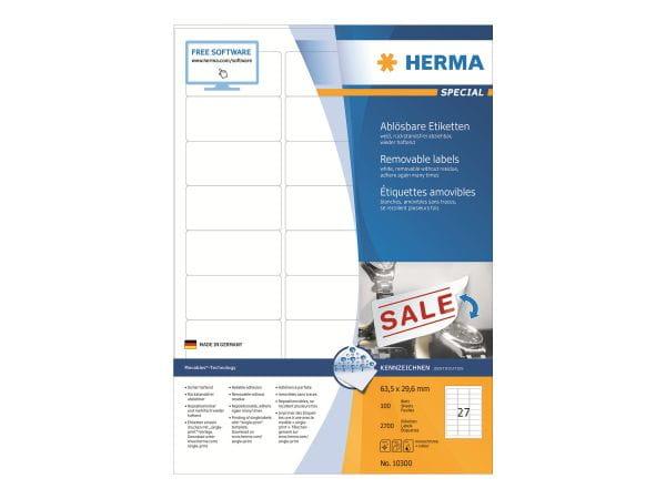 HERMA Papier, Folien, Etiketten 10300 1