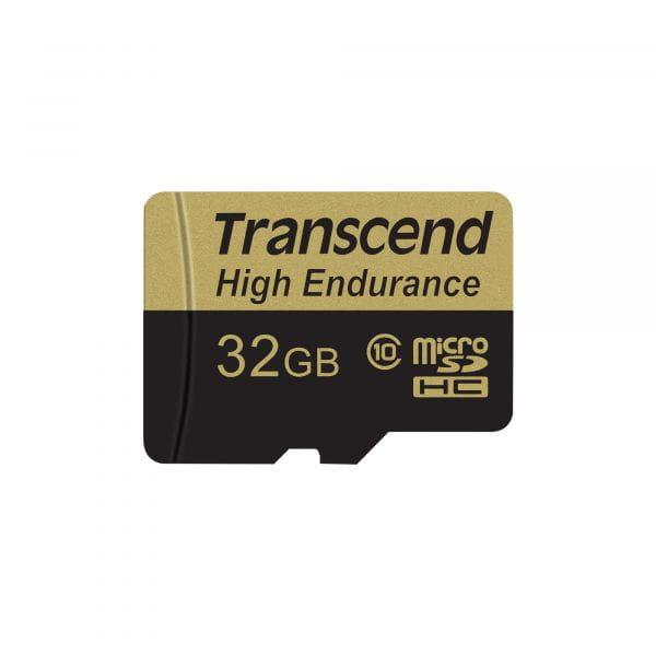 Transcend Speicherkarten/USB-Sticks TS32GUSDHC10V 3
