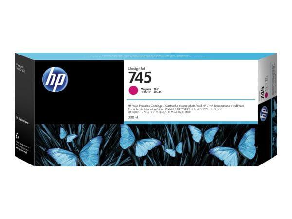 HP  Tintenpatronen F9K01A 1