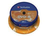 Verbatim Optische Speichermedien 43522 1