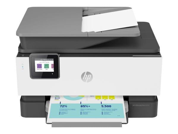 HP  Multifunktionsdrucker 3UK83B#A80 4