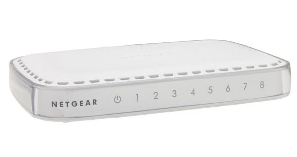 Netgear Netzwerk Switches / AccessPoints / Router / Repeater GS608-400PES 1