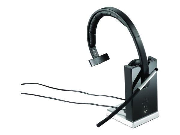 Logitech Headsets, Kopfhörer, Lautsprecher. Mikros 981-000512 4