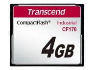 Transcend Speicherkarten/USB-Sticks TS4GCF170 1